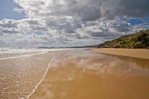 eternal God at beach